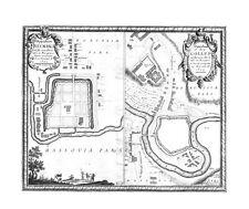 Antica mappa, Oppidum neumarck / / Oppidum ET ARX gollup