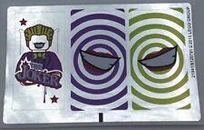 Lego New Sticker for Set 76035 Sheet Mirrored The Joker Batman