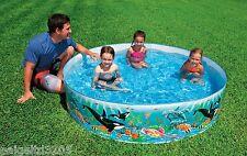 Intex Pool Exotic Reef 6 Ft Snapset Pool 58461Ep