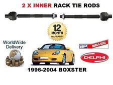 FOR PORSCHE BOXSTER 1996 > NEW 2x INNER STEERING TRACK RACK TIE ROD END SET