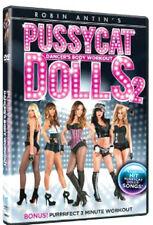 PUSSYCAT DOLLS 2 - DANCERS BODY WORKOUT - DVD - REGION 2 UK