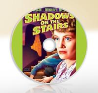Shadows On The Stairs (1941) DVD Classic Mystery Film / Movie Frieda Inescort