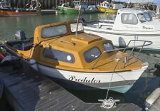 FISHING BOAT DAY BOAT PLEASURE BOAT-FREE MOORING UNTIL END OF MAY