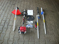 Honda Kombi System UMC25 Kombiwerkzeuge Kettensäge Heckenschere Motorsense