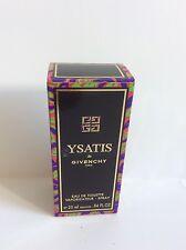 Ysatis by Givenchy Eau De Toilette 25ml Vintage