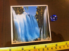 Light Switch Sticker Cover Skin Giant Waterfall Water Picturesque