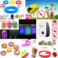Anti Mosquito Insect Repellent Rebeller Pet Wrist Band Bracelet Summer Camping