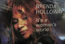 It's a Woman's World by Brenda Holloway NEW! CD, R&B SOUL 10 TRACKS VOLT RECORDS