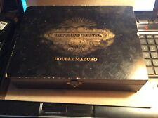 Sancho Panza Double Maduro Cigar Box