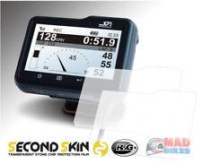 Speedangle 2 Apex GPS Chronomètre R&g Seconde Peau Protecteur D'Écran Kit (