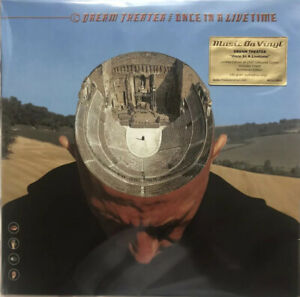 Dream Theater: Once In A Livetime (4 LP Blue Vinyl) New