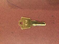 ( 2 ) KEY SET - 1-KNOLL MASTER AND 1-CORE REMOVAL KEY -  ALL LOCKS K1 THRU K250