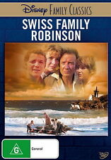 Swiss Family Robinson - Adventure / Family - NEW DVD