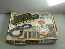 Battery Operated Turbo Chargers Slot Car Set