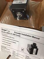 NEW* DYNAPAR SERIES M20 ENCODER M20006020111 W// SEAL 12V STD SH CBL