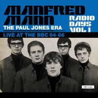 Manfred Mann - Radio Days Vol. 1: Live At The Bbc 1964-66 [New Vinyl LP]