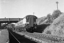 PHOTO  1977 MOSSLEY RAILWAY STATION (OLD) CARMONEY IRELAND ONE OF NIR'S ANCIENT