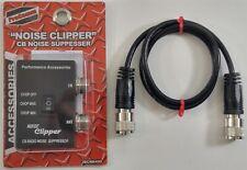 Procomm JBCNR400 CB Radio Noise Suppressor Noise Clipper Filter w/ 3 Foot Cable