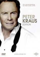 Peter Kraus Edition (+ Audio-CD) [6 DVDs] - NEU in Folie