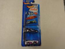 Nip Hot Wheels Collectors Guide 2004 3 Car Set 2003