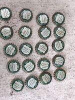 Canada dry bottles caps from Saudi Arabia