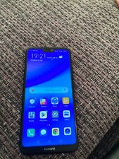 Huawei P20 lite phone. Midnight black. 64gb locked to BT mobile