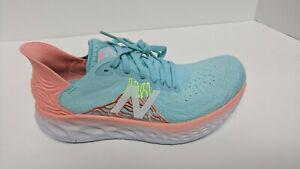 New Balance Fresh Foam 1080 V10 Running Shoes, Blue/Pink, Women's 7 M