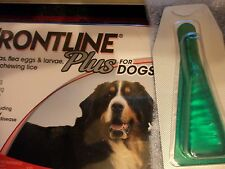 "Merial Frontline Plus 1 DOSES For Dogs 89-132 lb   ""  ...."