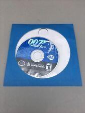 007: NightFire James Bond (Nintendo GameCube, 2002) Game Disc Only E15
