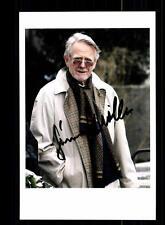 Gunnar Möller Autogrammkarte Original Signiert # BC 79453