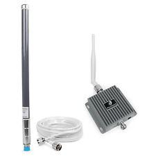 Phonetone 850/1900MHz Dual Band Cell Phone Signal Booster GSM 3G Repeater Kit