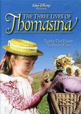 The Three Lives of Thomasina [New DVD]