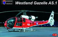 Kovozavody Prostejov 1/48 Model Kit 4812 Westland Gazelle AS.1