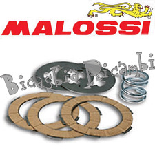 6154 - DISCHI FRIZIONE MODIFICA MALOSSI SPORT VESPA 50 SPECIAL R L N PK S XL