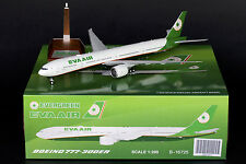 "Eva Air Boeing 777-300ER ""NC"" Reg B-16725 JC Wings 1:200 Diecast Models XX2662"