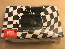 Vans Shoes Family Exclusive - Disposable Camera With Case *Brand New Sealed*