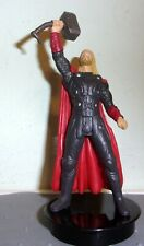 """2013 MARVEL THOR 4"""" FIGURE W/ HAMMER & CAPE PVC CAKE TOPPER CUP TOPPER NEW"""