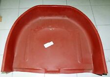 SPARE WHEEL TRIUMPH LATE TR3A (Cajon rueda recambio) 950046