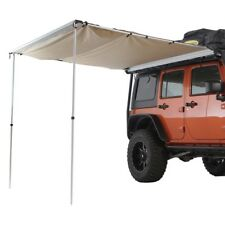 Overland 6.5 Foot x 6.5 Foot Tent Awning Coyote Tan Smittybilt 2787