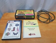 The Amazing Box II Embroidery Solutions by Amazing Designs 4 Windows 98 XP VISTA
