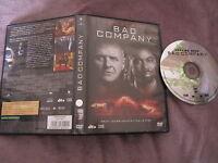 Bad company de Joel Schumacher avec Anthony Hopkins, DVD, Action