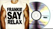 Frankie Goes To Hollywood 3trk PROMO CD Relax