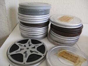 8mm vintage 1939-56 Home Movie Lot, Castle Films, Cartoons