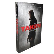 Taken:The Complete First Season 1 (DVD, 2017, 3-Disc Set)