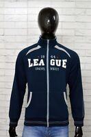 Felpa BRUGI Maglione Uomo Taglia M Pullover Cardican Sweater Made In Italy