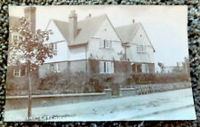 RPPC House St Helens in Letchworth Hertfordshire, England Unposted Divided