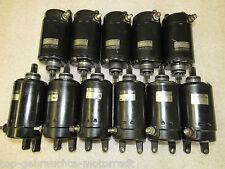 SUZUKI GSX-R 750 GSXR 750 gr7ab br77b 88-91 MOTORE AVVIAMENTO ENGINE STARTER