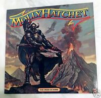 Molly Hatchet  The Deed Is Done Lp Vinyl Record Southern Rock Album 1984