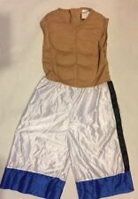 BOXER Costume KIDS FRANCO PRIZE FIGHTER BOXER  Large 12-14 Halloween