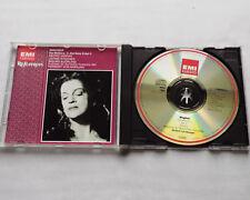 A.VARNAY - KARAJAN / WAGNER Die Walkure act.3(1951) GERMANY CD EMI CDH 5 64704 2